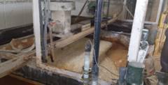 凝集汚泥減量化装置