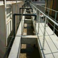 排水処理設備曝気槽