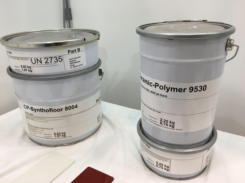 塩害対策専門塗料「セラム」